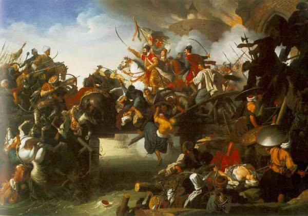 The Attack Of Zrinyi